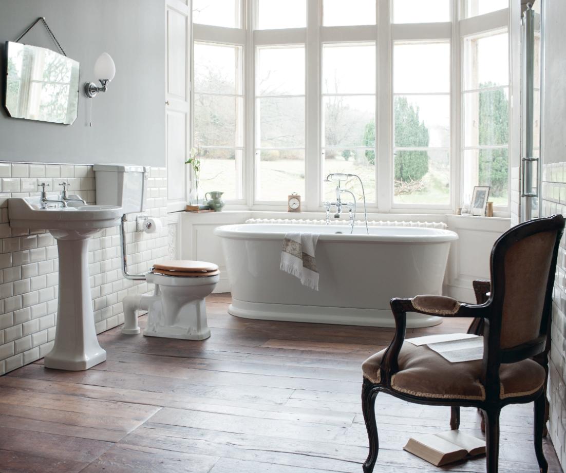 L 39 intramontabile stile old england area - Sanitari bagno old england ...