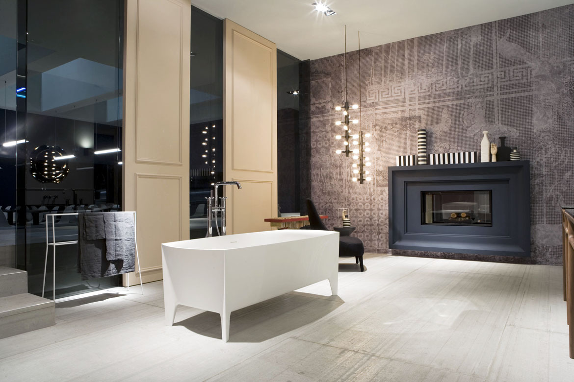 ilbagno a bourgeois collection from the idea to the product