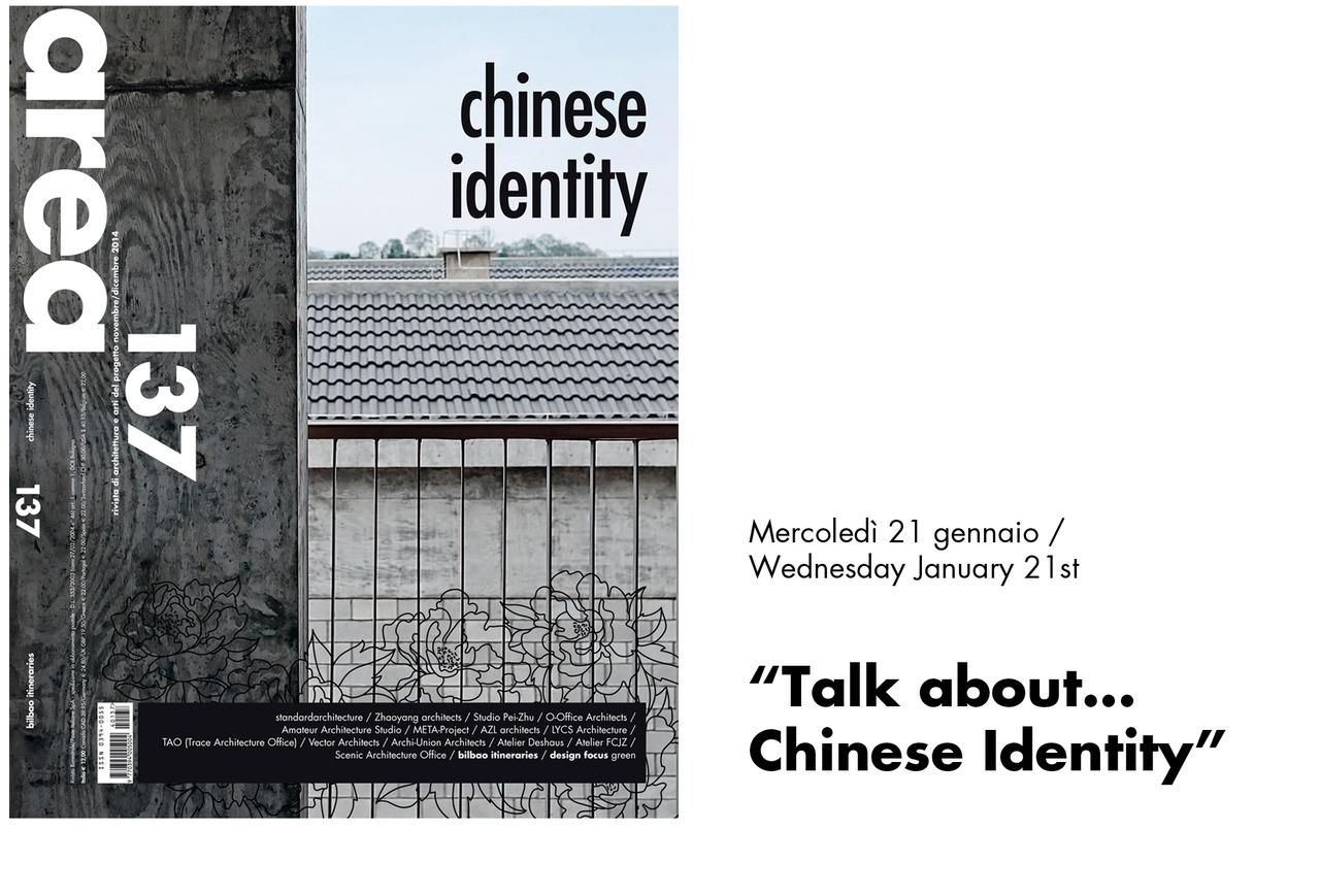 Presentazione di area 137 - chinese identity