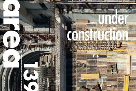 area 139 – under construction