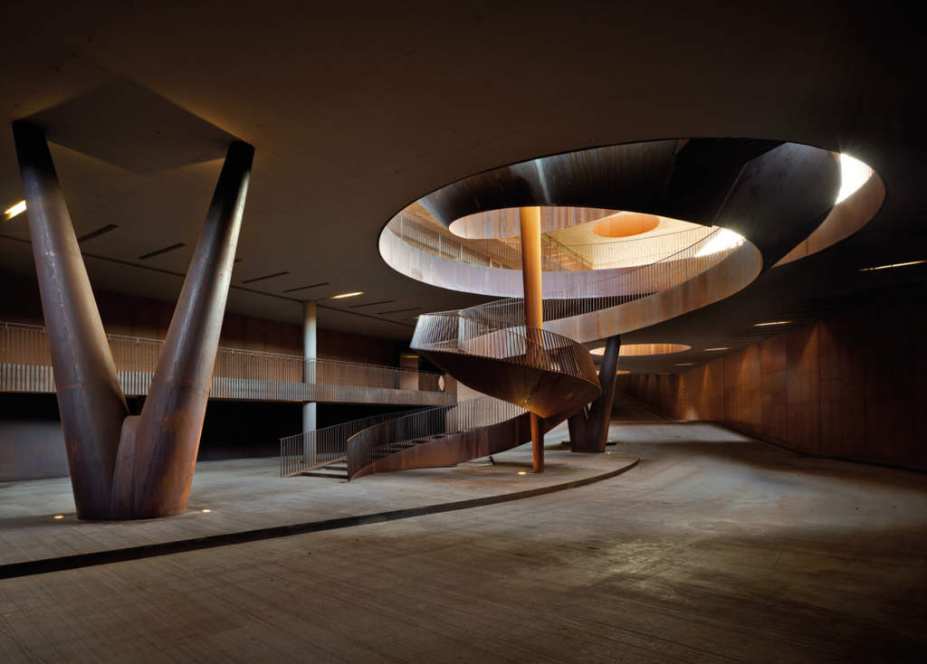Cantina Antinori - Archea Associati - photo by Pietro Savorelli