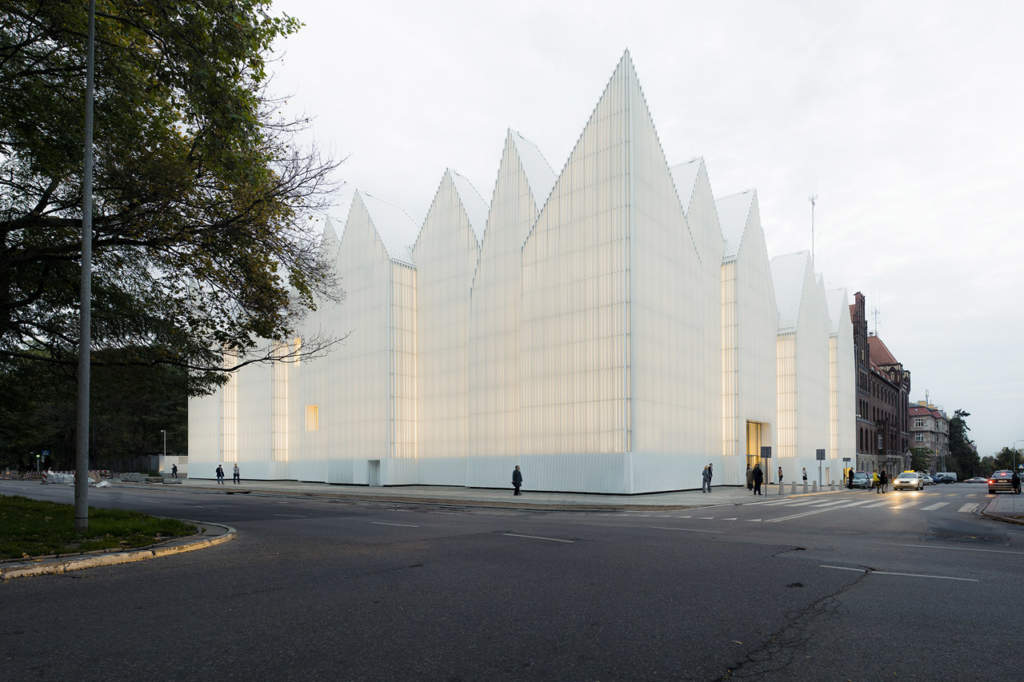 Szczecin Philarmonic - Barozzi Veiga - photo by Simon Menges