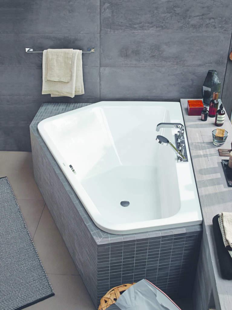 vasca da bagno Duravit Paiova 5