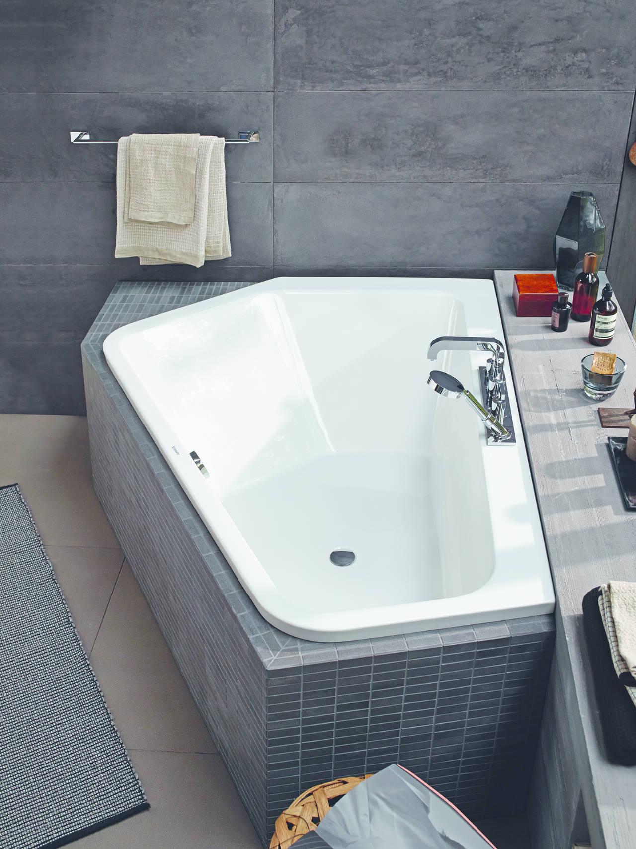 Paiova 5 by duravit area - Vasca da bagno duravit ...
