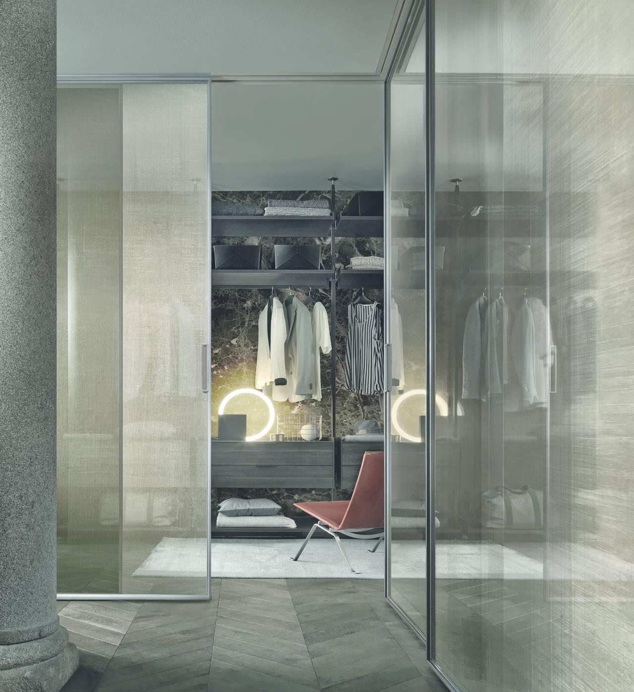 Garage dimensions - Porta Scorrevole Velaria Rimadesio Giuseppe Bavuso