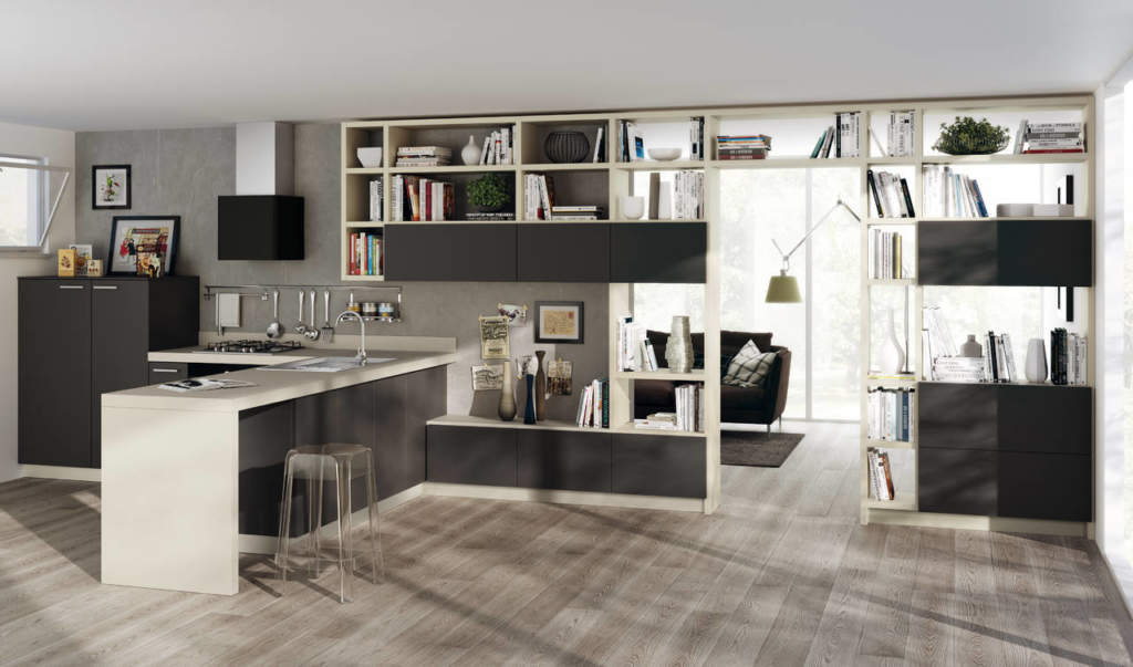 Feel by Scavolini, Design by Vuesse