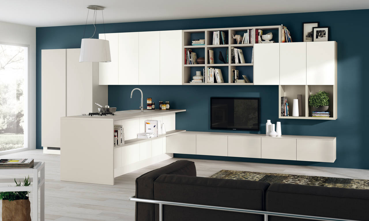 Sistemi living by Scavolini | Area