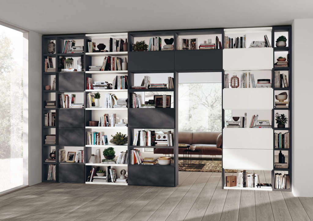 Motus by Scavolini, design by Vittore Niolu