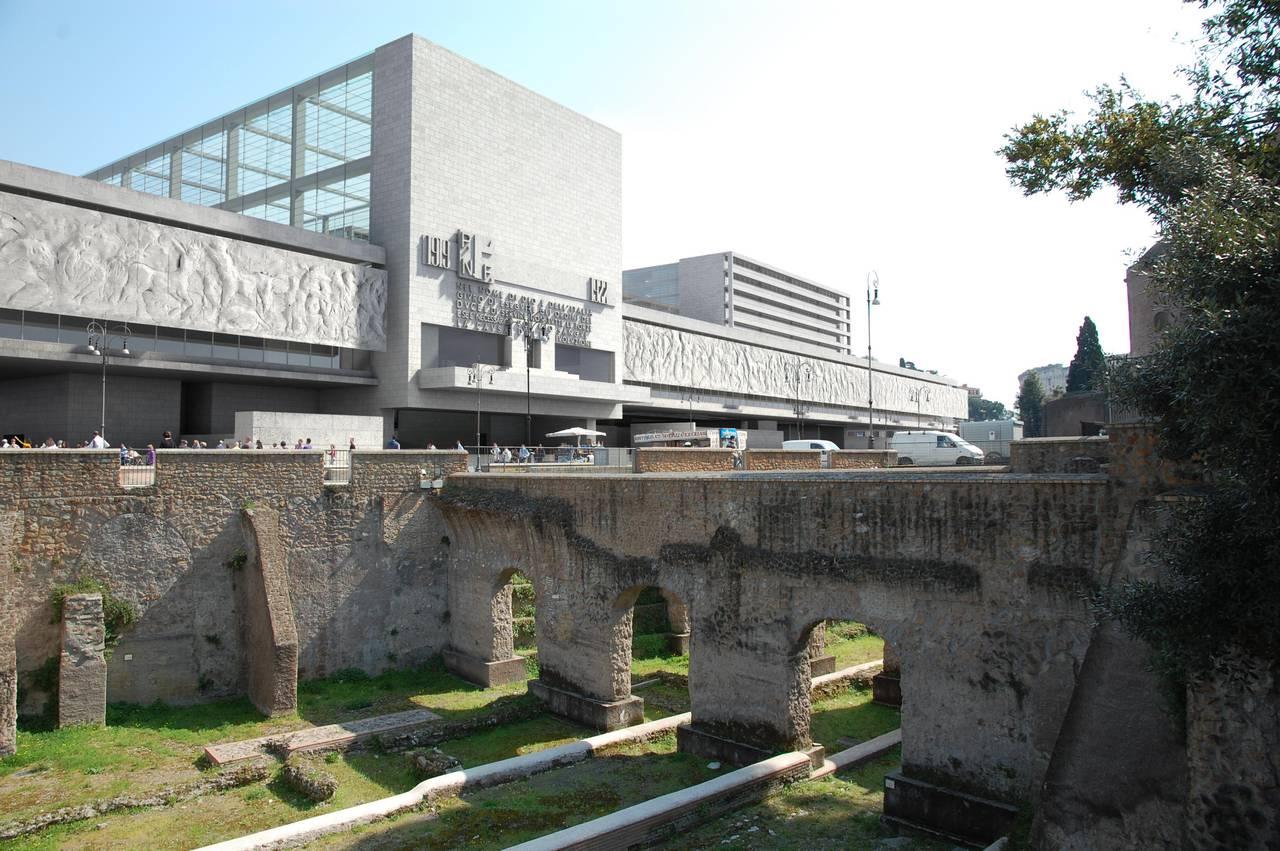 Giuseppe terragni a roma area - Progetto casa roma ...