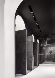 Showroom Fantini Milano by Studio Lissoni Associati
