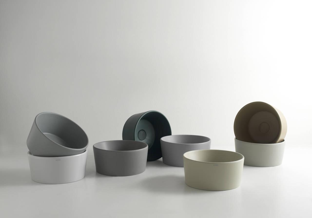 Bagno di colore by ceramica globo area