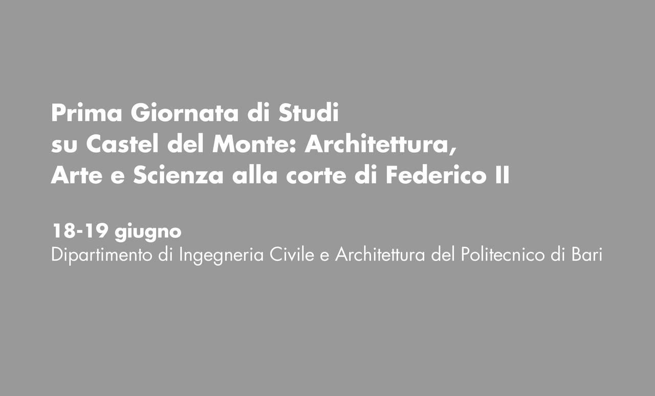 Castel del Monte: Architettura, Arte e Scienza