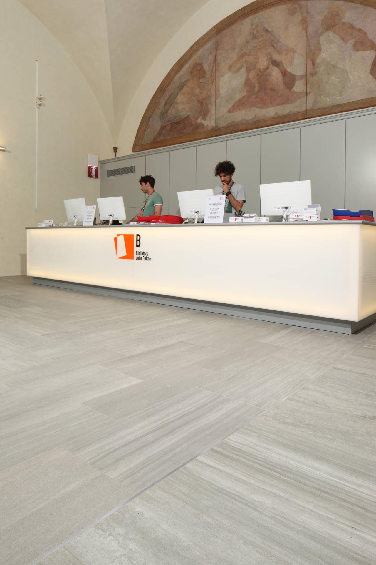 Biblioteca delle Oblate (Firenze)