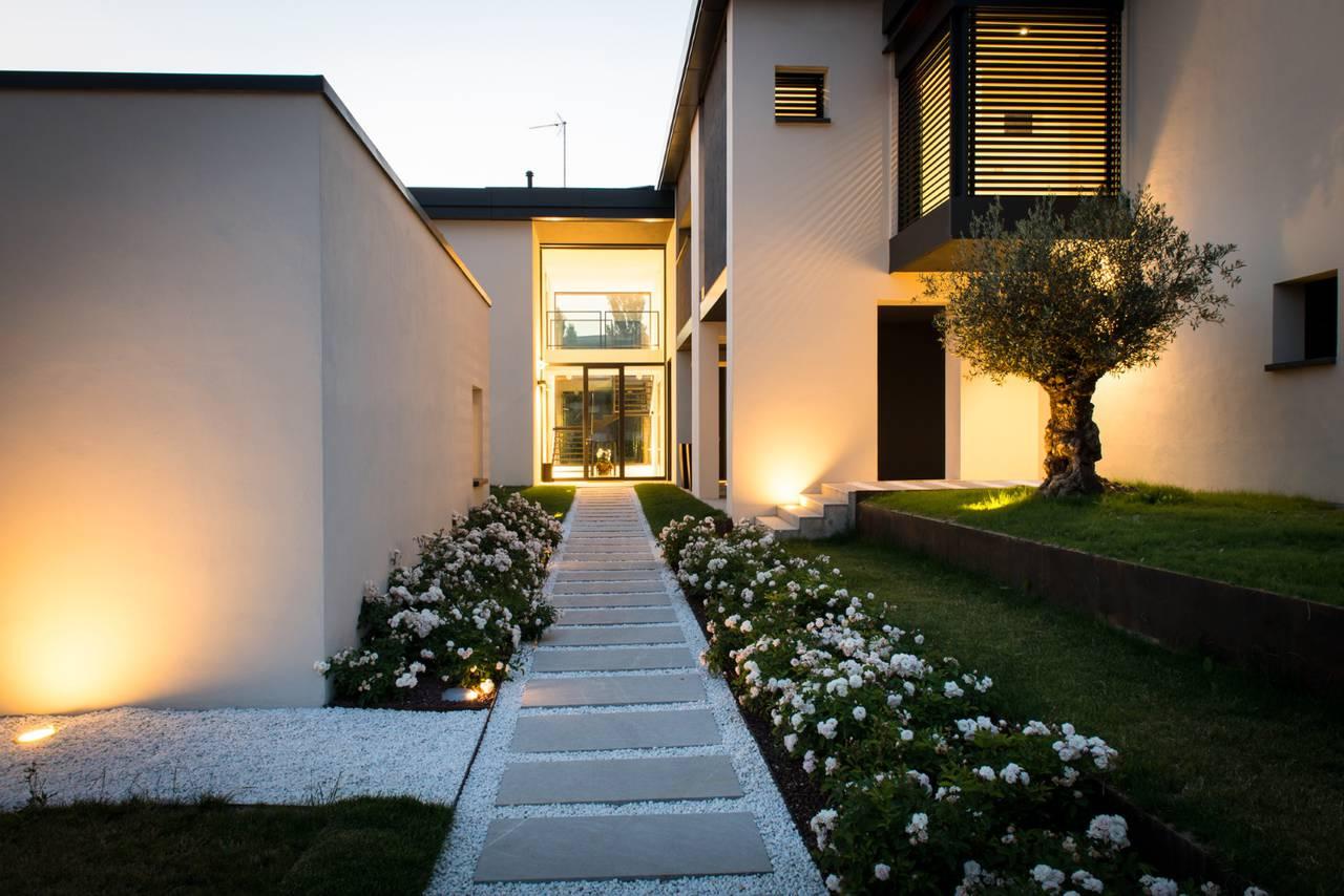 Villa privata a Parma