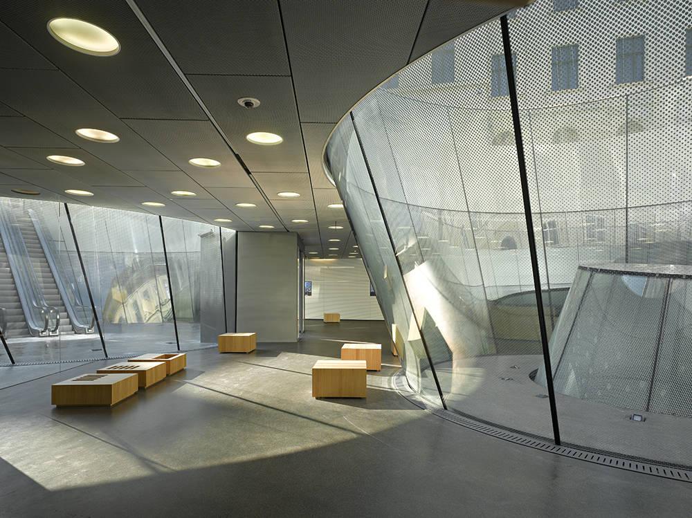 Joanneum Museum Extension Area