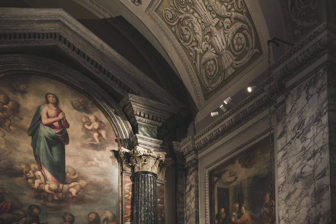 Reggiani per la Chiesa di San Paolo a Casale Monferrato