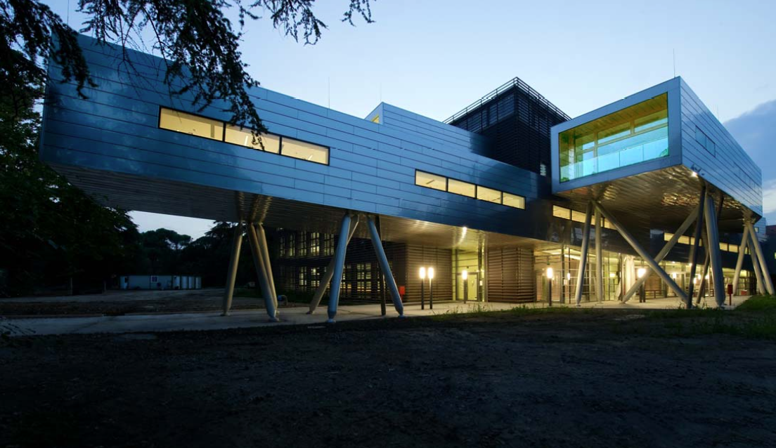 Il nuovo Campus Universitario di Forlì (photo by Moreno Maggi)