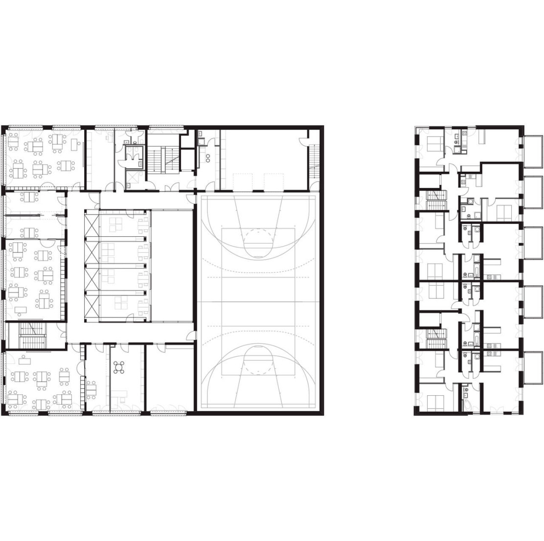 Hafencity school area for 126 simcoe floor plan