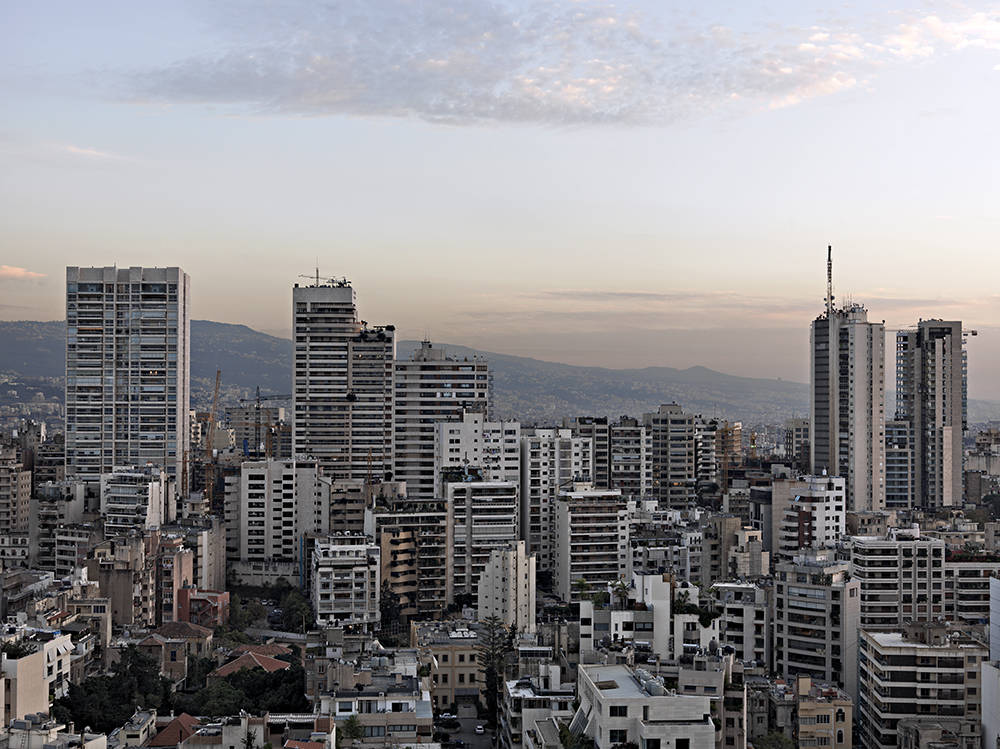 Beirut a city in continuous metamorphosis area - Il bagno lebanon ...