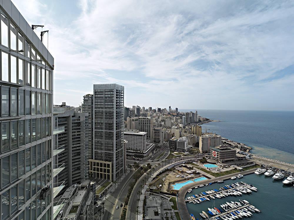 Platinum tower area - Il bagno lebanon ...