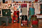 Gaetano Pesce's studio  in New York