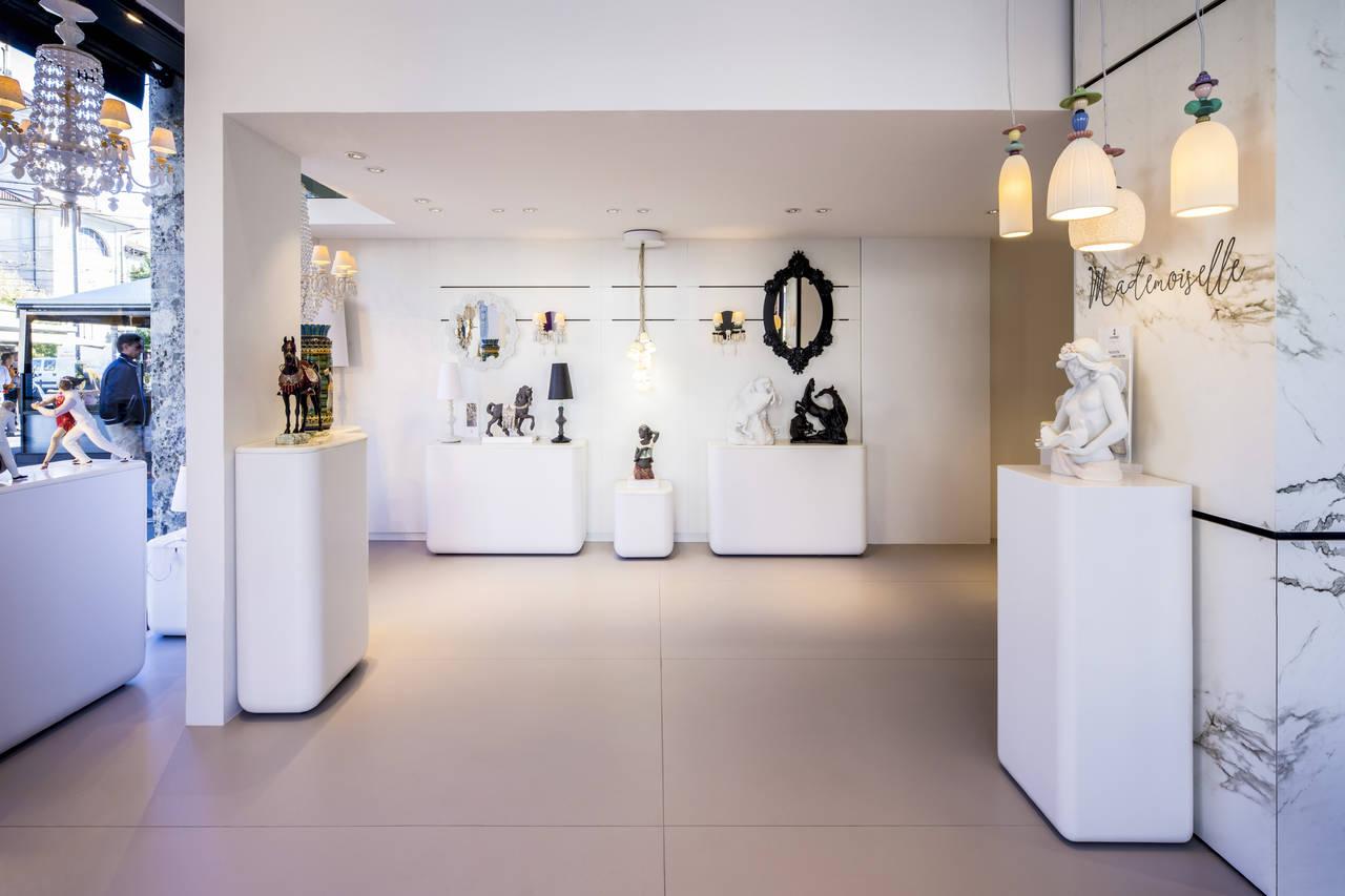 Cosentino e Lladró aprono un nuovo showroom a Milano