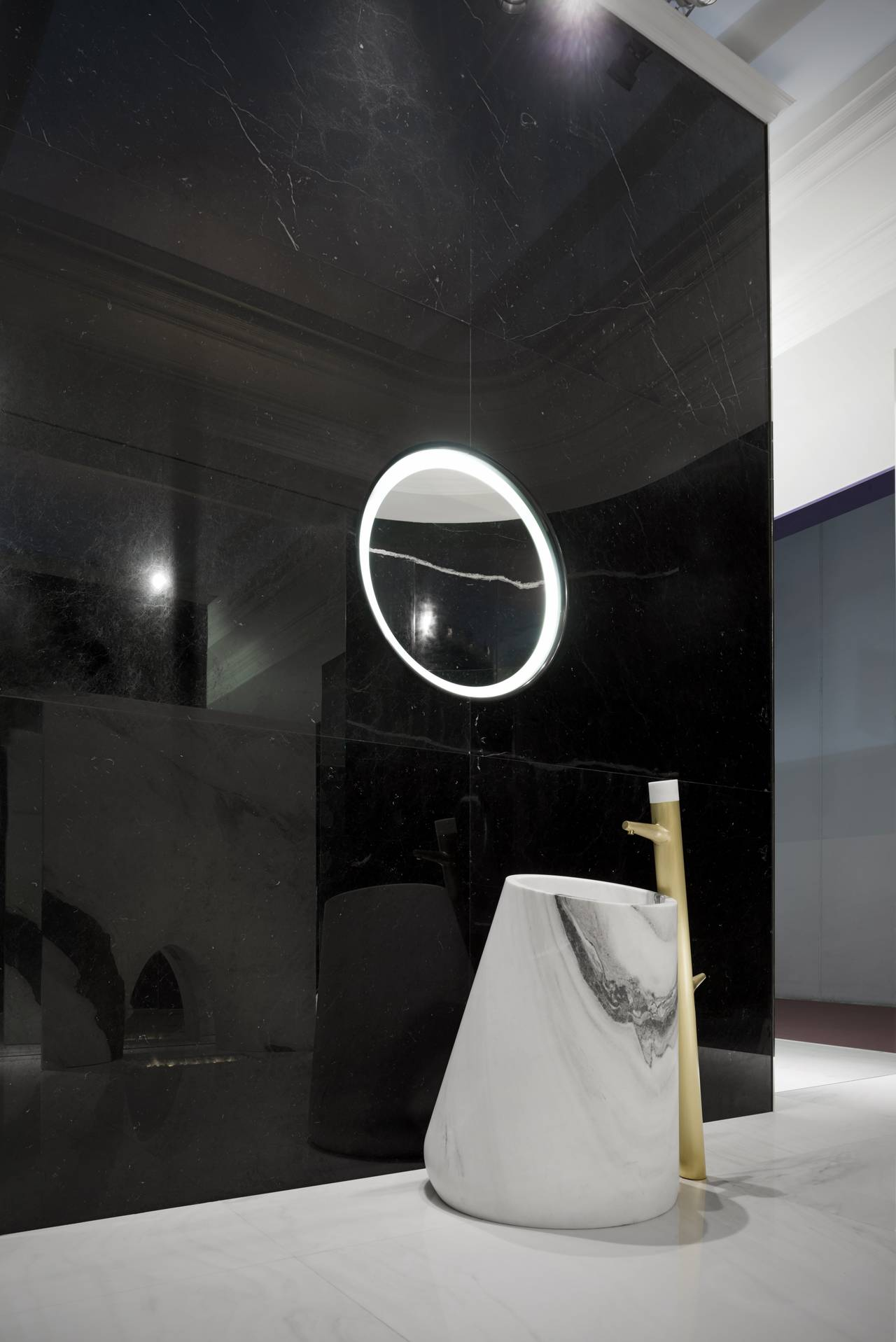 Marble Drop, Collezione Sir/A by Antolini