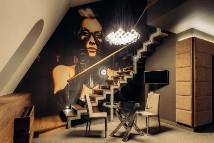 Nunzio da vi area for Design hotel odessa