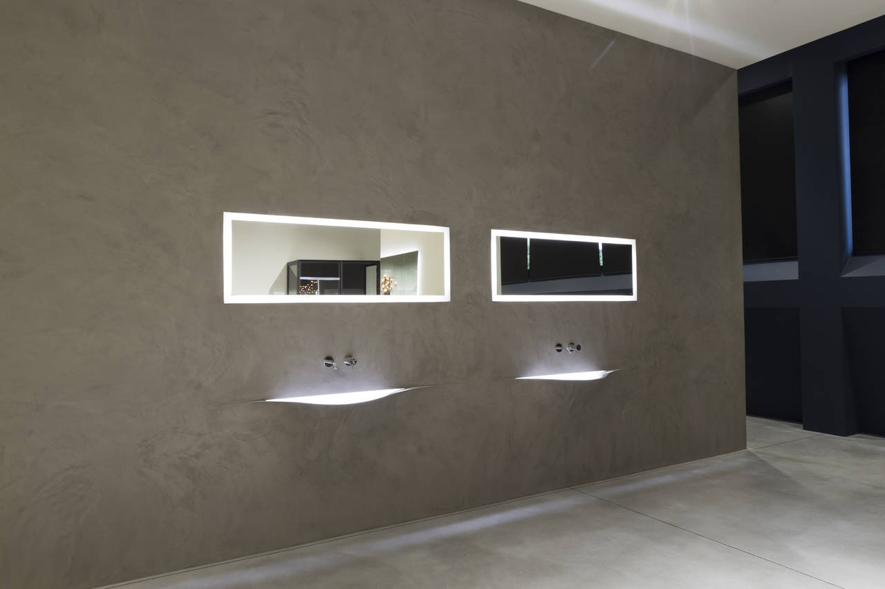 Nuovo showroom antoniolupi a Stabbia (Fi) | Area