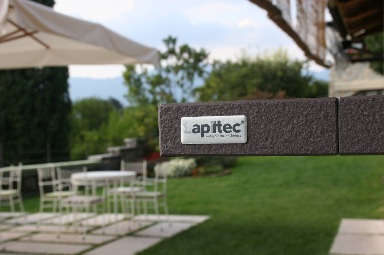 Lapitec per il ristorante dell'Hotel Villa Cipriani (Asolo)