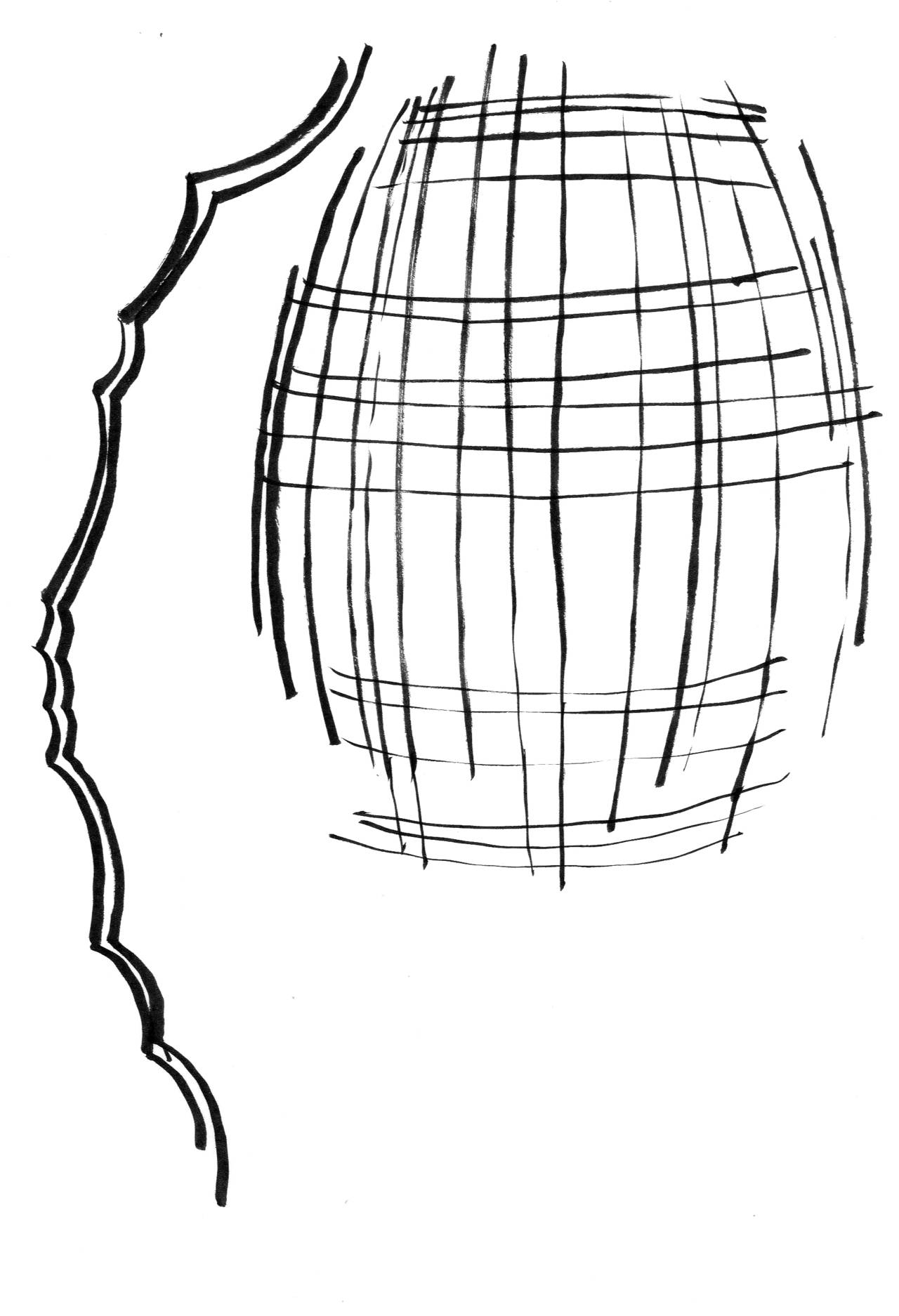 Tartan by Foscarini (sketch)