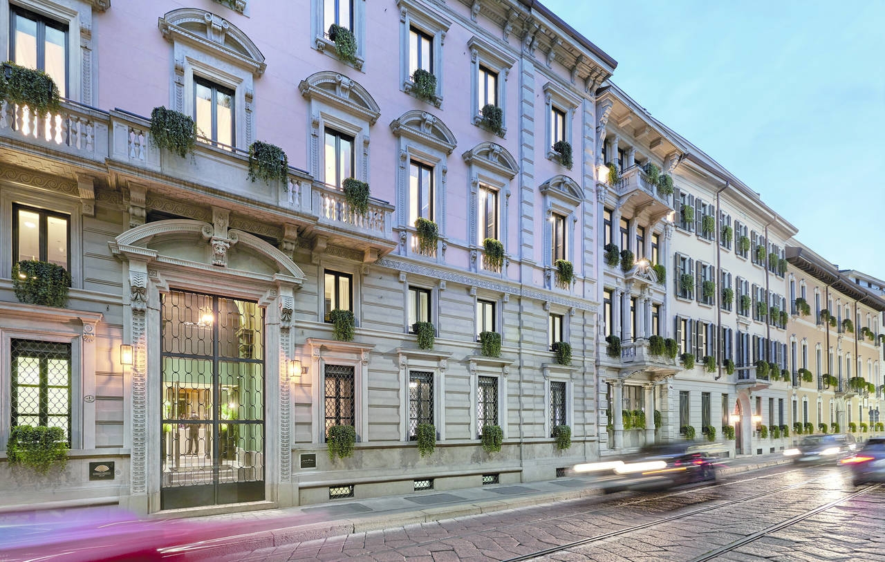 Mandarin Oriental Hotel di Milano - Antonio Citterio e Patrizia Viel
