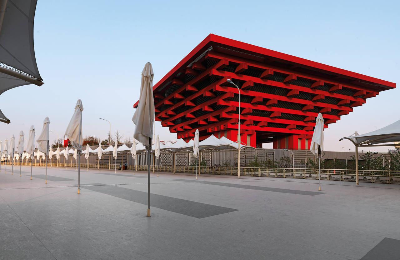 Esposizione Universale di Shanghai, le città al microscopio | Area