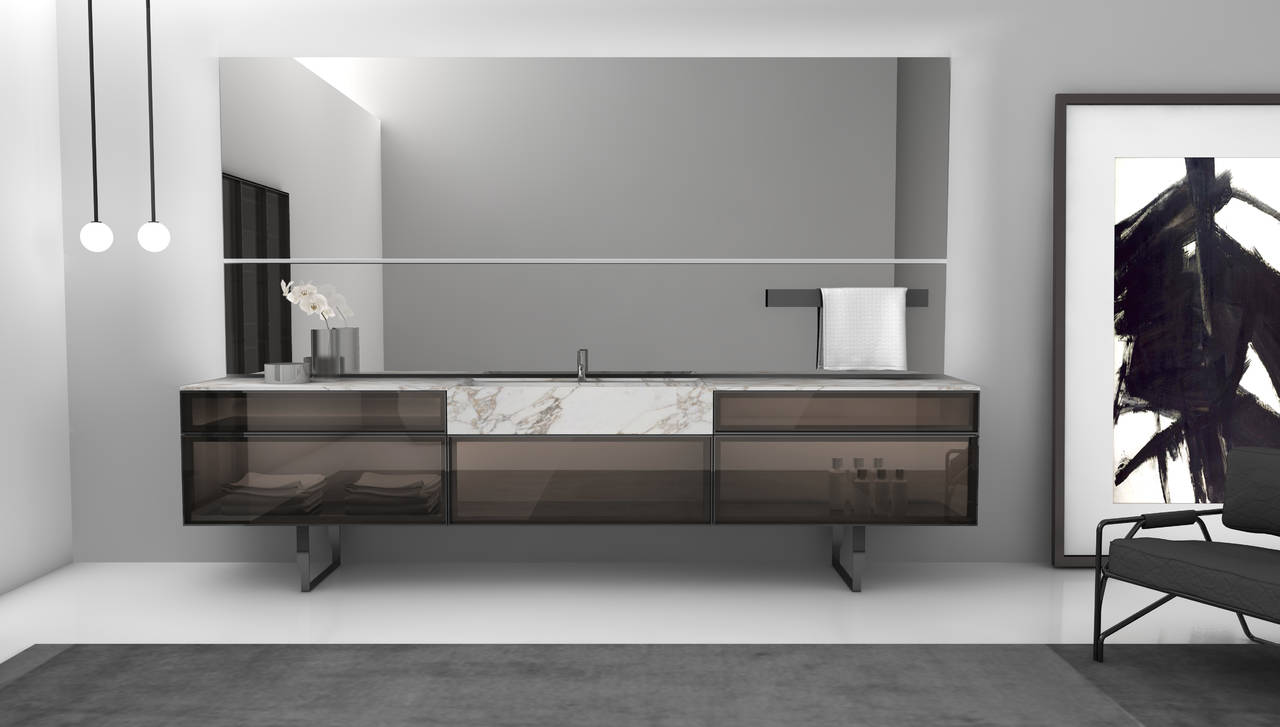 Bespoke by antoniolupi area for Salone mobile