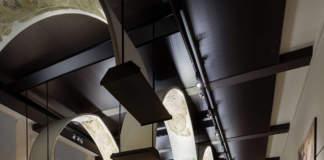 Modello Anton, collezione i-LèD di Linea Light Group