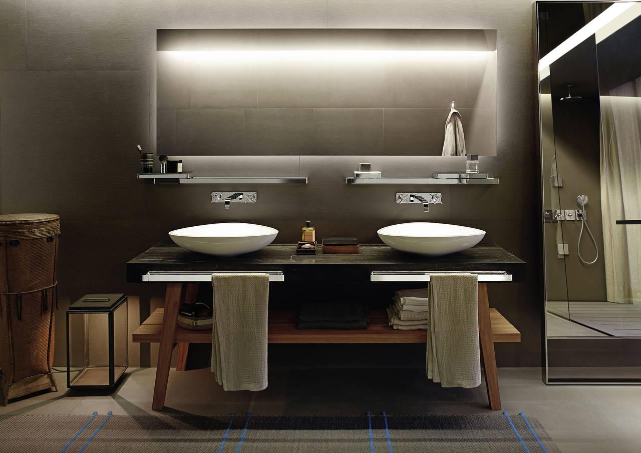 axor citterio e by axor area. Black Bedroom Furniture Sets. Home Design Ideas