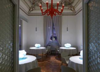 Ristorante Contraste a Milano (Photo by Guido De Bortoli)