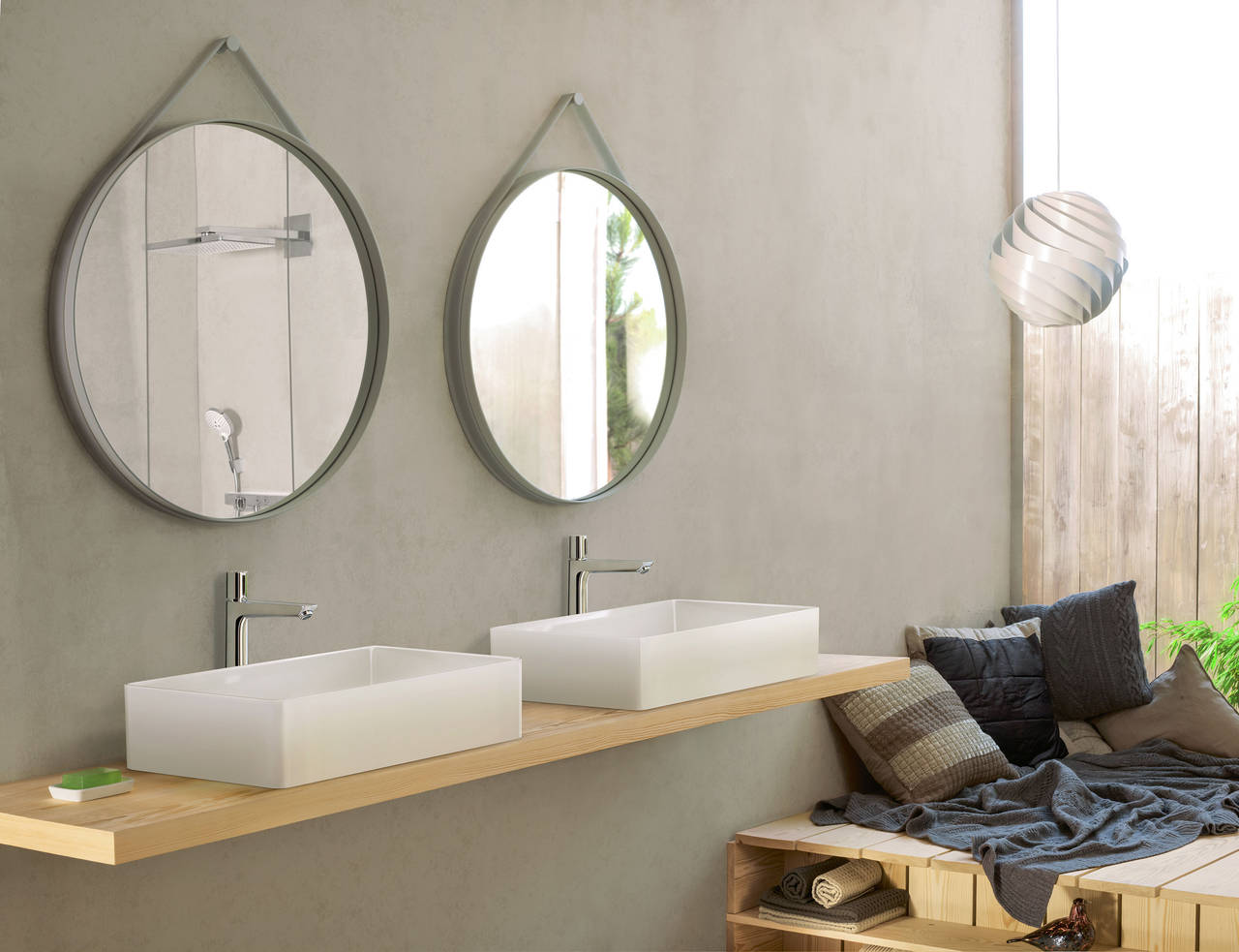 Talis select by hansgrohe area for Hansgrohe talis
