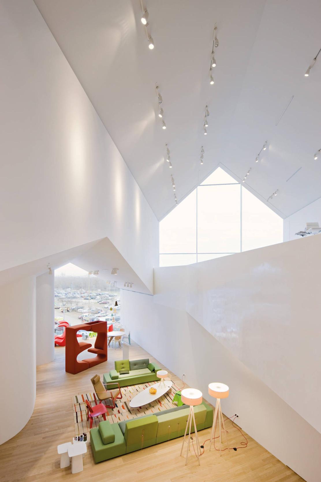 vitra museum area. Black Bedroom Furniture Sets. Home Design Ideas