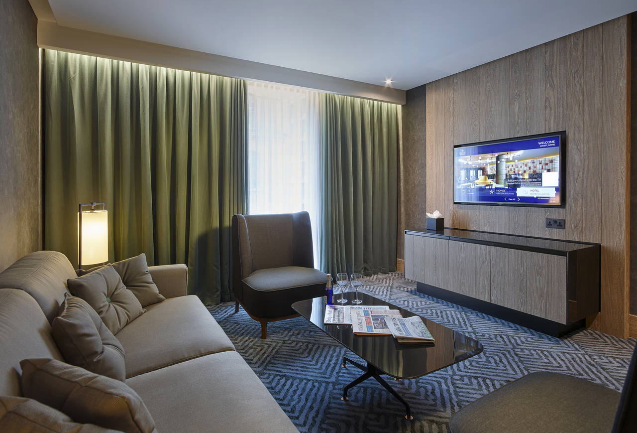 Lema per l'Hilton London Bankside