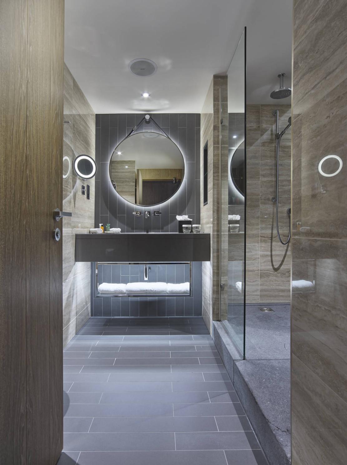 Lema per l hotel hilton london bankside area - Progetto casa giussano ...