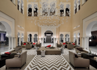 Hotel Marriott Constatine in Algeria
