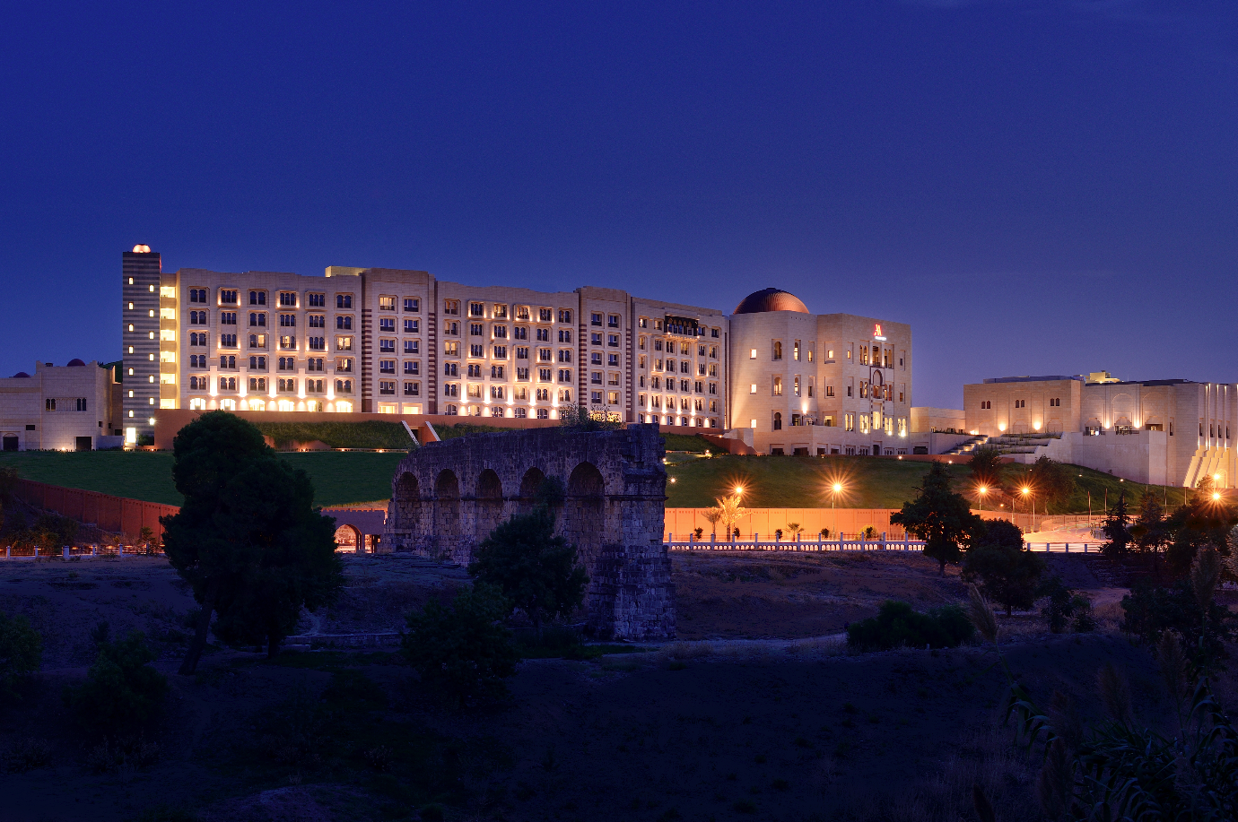 Hotel Marriott Constatine in Algeria