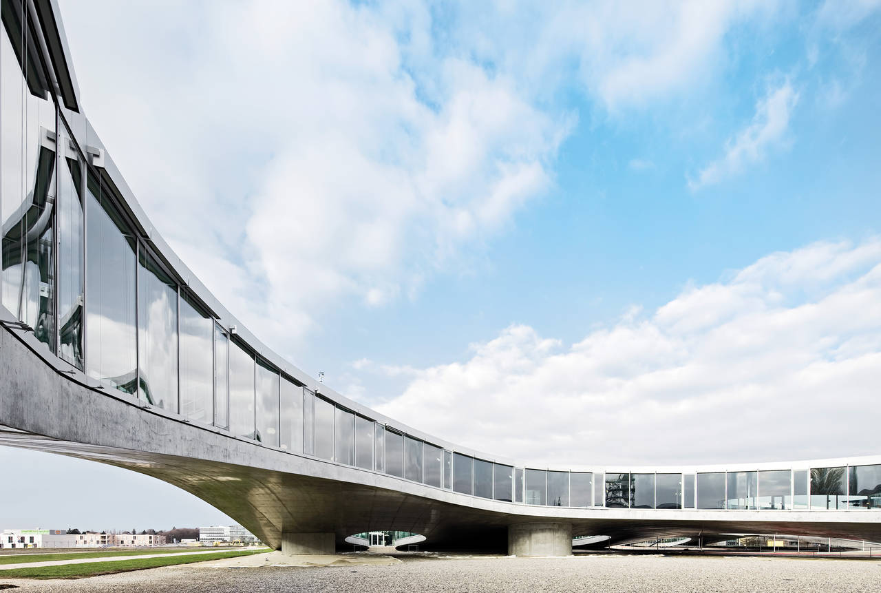 81cc368746f Rolex Learning Centre