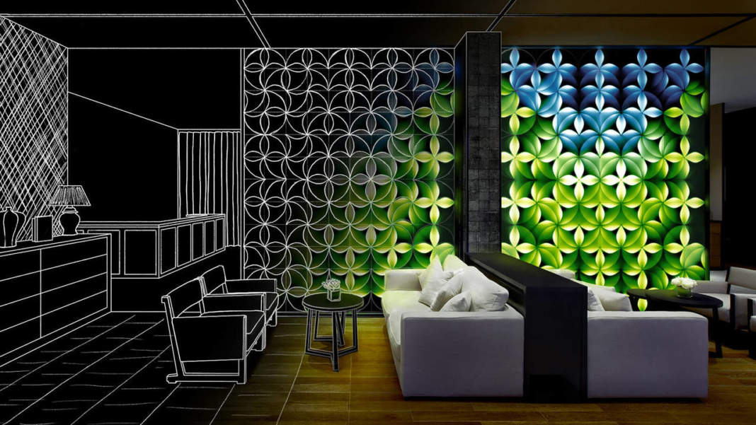 moonflower by linea light group