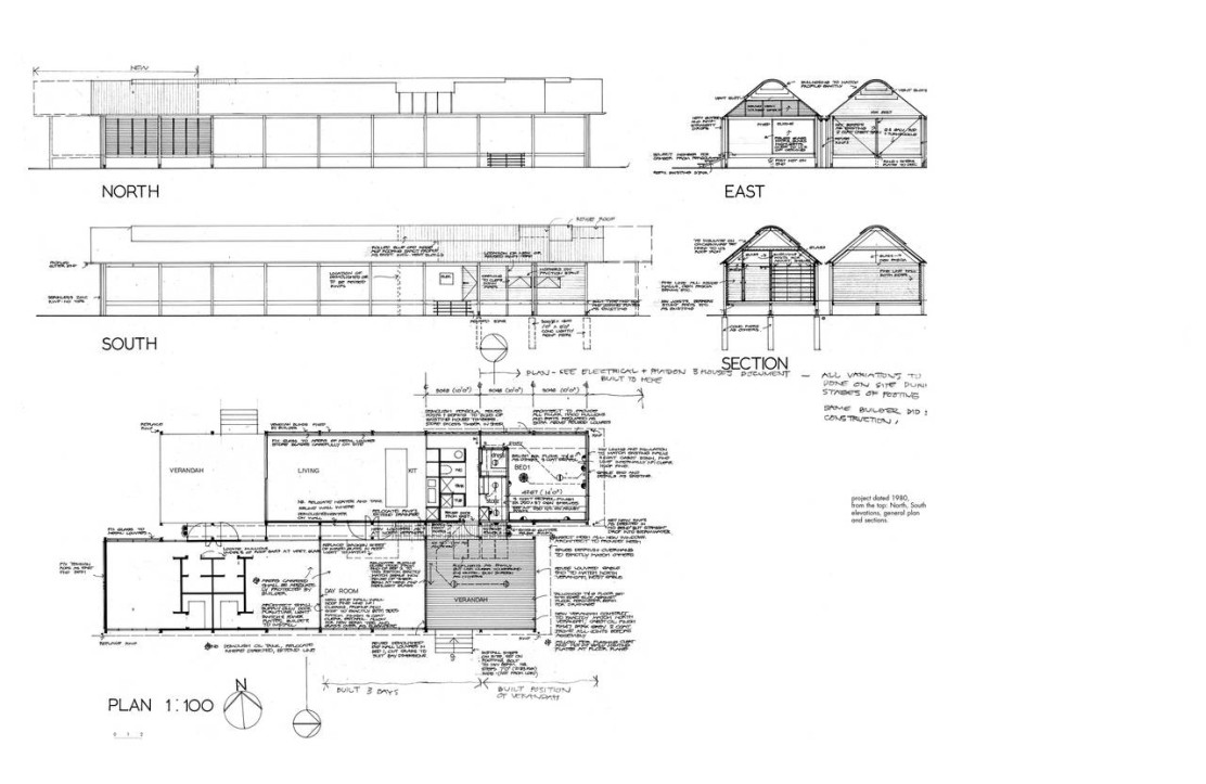 Marie Short House on Independent Living Floor Plans