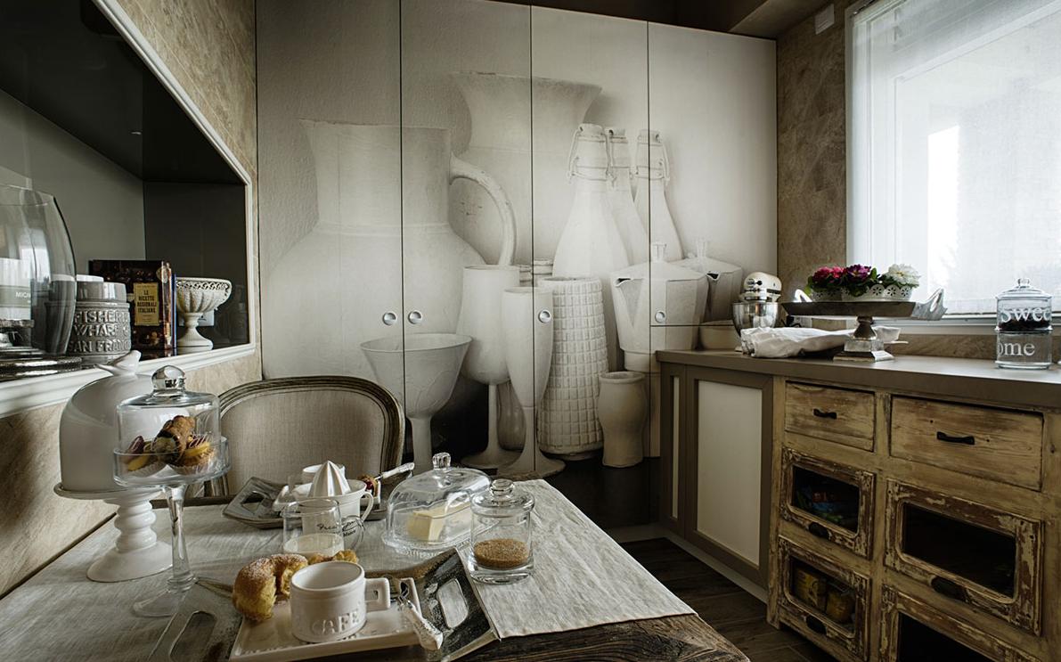 Inkiostro Bianco per una villa privata a Cattolica