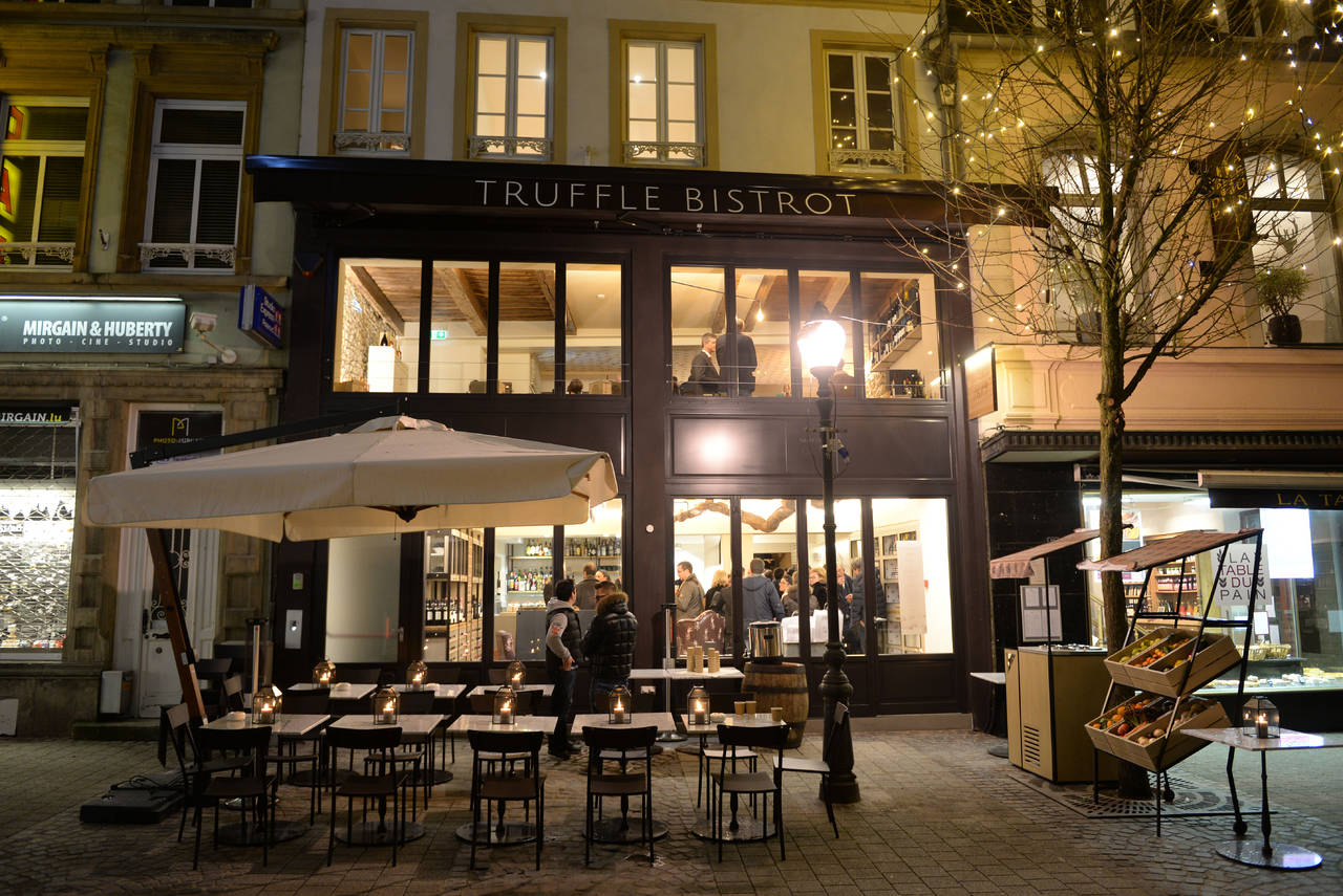 Truffle Bistrot Luxembourg