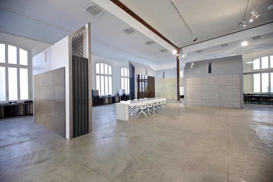 Casalgrande padana inaugura il creative centre a milano for Padana ceramiche