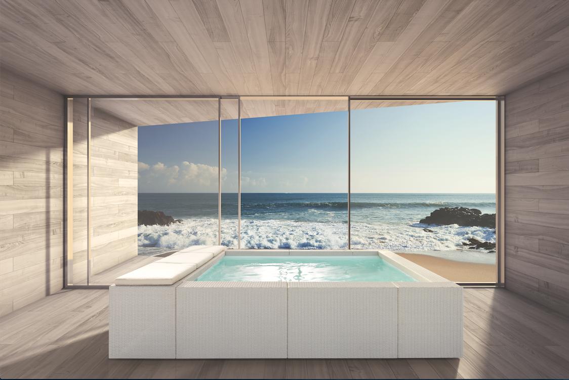 Una piccola oasi d 39 acqua playa by piscine laghetto area - Piscina laghetto playa prezzo ...